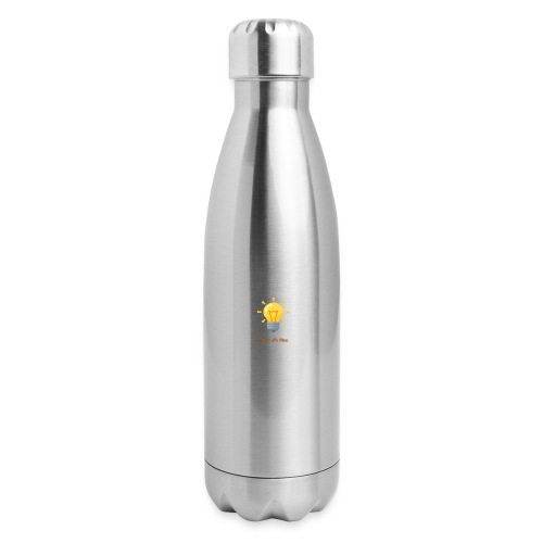 Idea Bulb - Insulated Stainless Steel Water Bottle