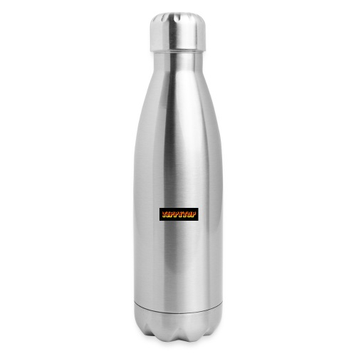 clothing brand logo - Insulated Stainless Steel Water Bottle