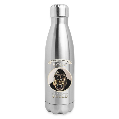 Classic Kong - Insulated Stainless Steel Water Bottle