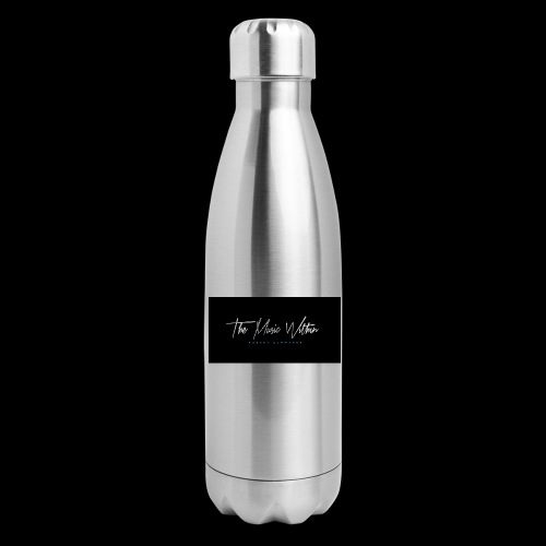 the music within mens hoodie - Insulated Stainless Steel Water Bottle