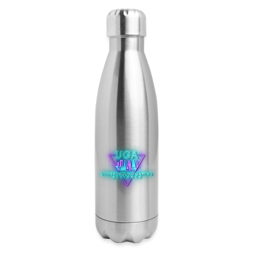 UGA City logo - Insulated Stainless Steel Water Bottle
