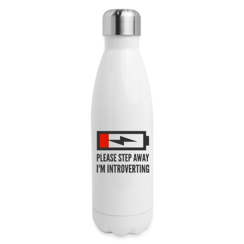 introverting - Insulated Stainless Steel Water Bottle