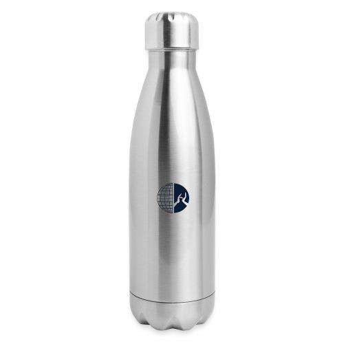 DMI Logo Dark Blue - Insulated Stainless Steel Water Bottle