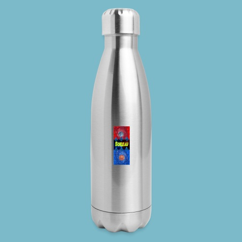 logo5 - Insulated Stainless Steel Water Bottle