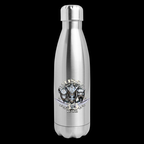 none - Insulated Stainless Steel Water Bottle