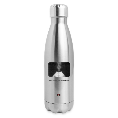 'Ancient Information' - Insulated Stainless Steel Water Bottle