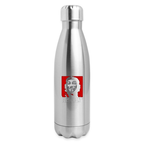 Anonymous Che Revolt Mugs & Drinkware - Insulated Stainless Steel Water Bottle