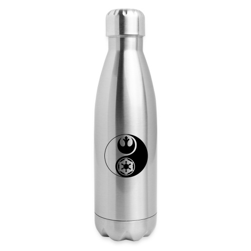Star Wars Yin Yang 1-Color Dark - Insulated Stainless Steel Water Bottle