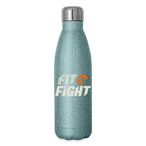 Fit or Fight - Insulated Stainless Steel Water Bottle