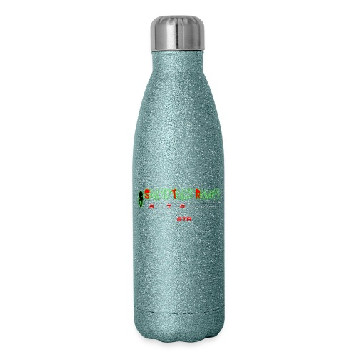 str back png - Insulated Stainless Steel Water Bottle