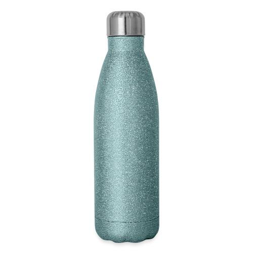 SOS Wacko White Logo - Insulated Stainless Steel Water Bottle