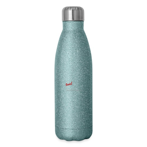 Plain Small World png - Insulated Stainless Steel Water Bottle