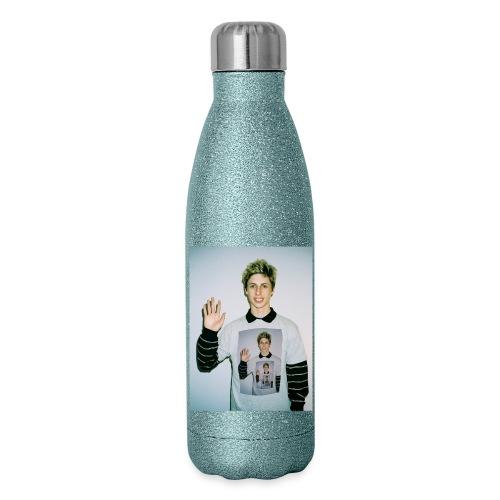lucas vercetti - Insulated Stainless Steel Water Bottle