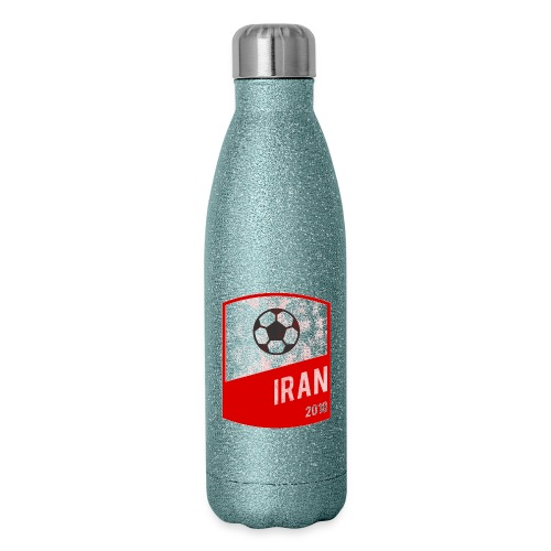 Iran Team - World Cup - Russia 2018 - Insulated Stainless Steel Water Bottle