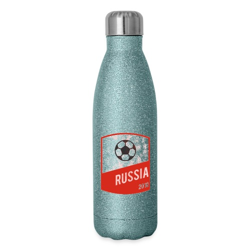 Russia Team - World Cup - Russia 2018 - Insulated Stainless Steel Water Bottle