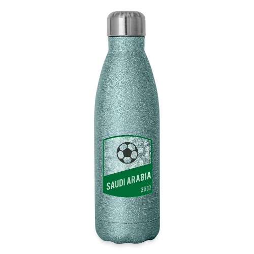 Saudi Arabia Team - World Cup - Russia 2018 - Insulated Stainless Steel Water Bottle