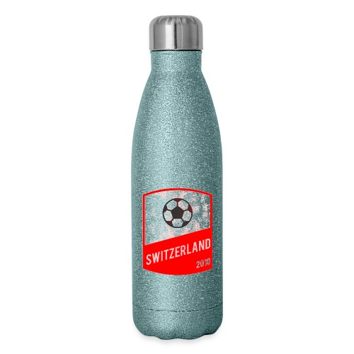 Switzerland Team - World Cup - Russia 2018 - Insulated Stainless Steel Water Bottle