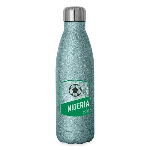BadgeNigeria - Insulated Stainless Steel Water Bottle