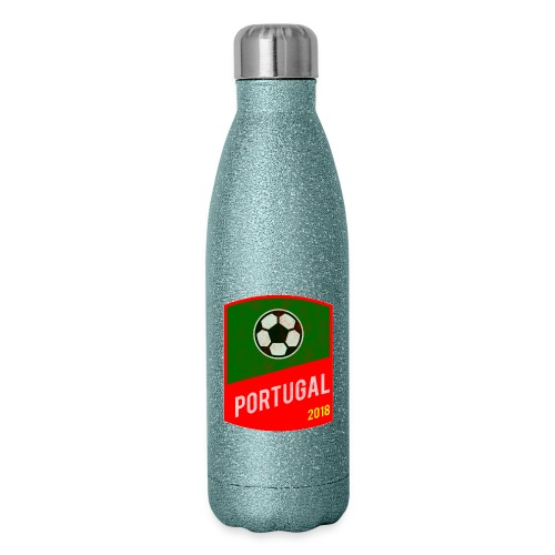 BadgePortugal - Insulated Stainless Steel Water Bottle