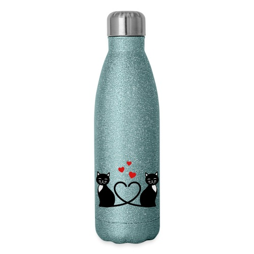 Cat Love - Insulated Stainless Steel Water Bottle