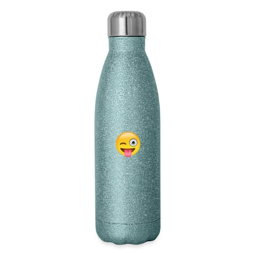 Crazy Love - Insulated Stainless Steel Water Bottle