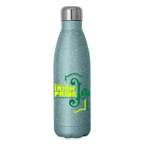 IRISH PRIDE - Insulated Stainless Steel Water Bottle
