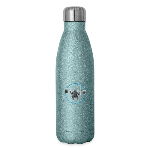 occupysquat - Insulated Stainless Steel Water Bottle