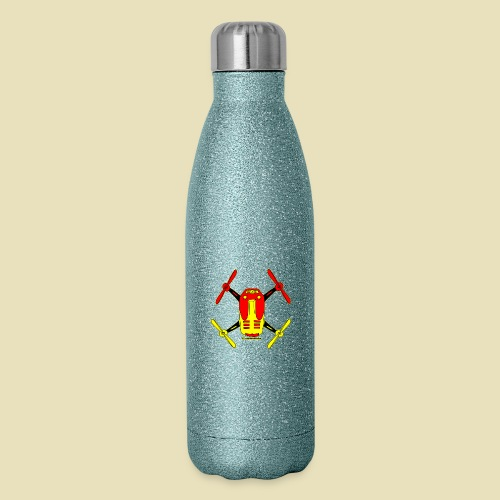 GrisDismation Ongher Droning Out Tshirt - Insulated Stainless Steel Water Bottle
