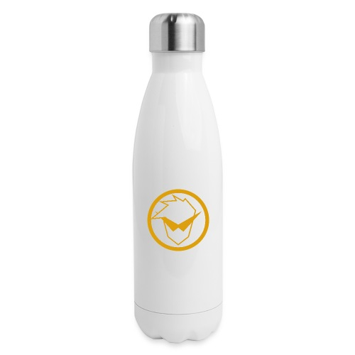 FG Phone Cases (Pure Clean Gold) - Insulated Stainless Steel Water Bottle