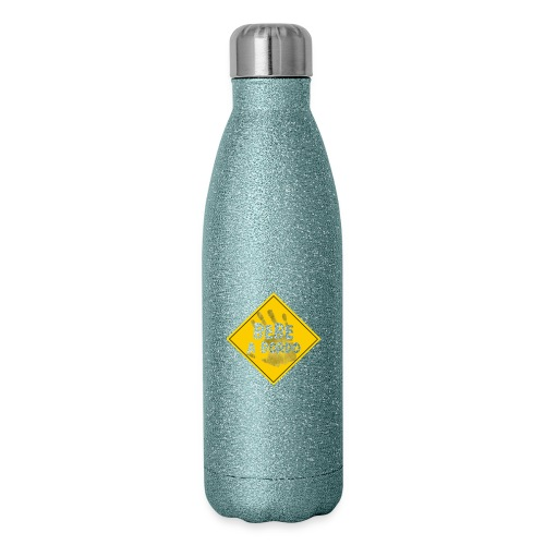 BABY ON BOARD - Insulated Stainless Steel Water Bottle