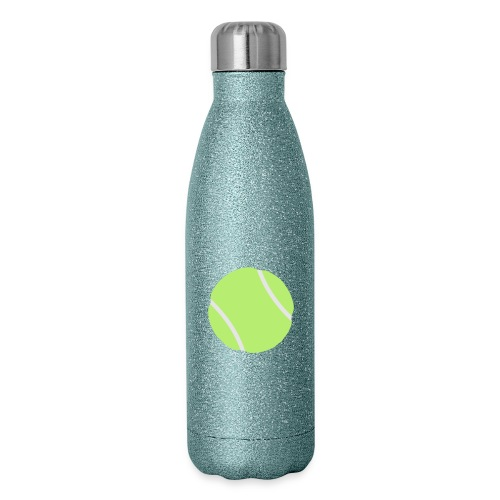 tennis ball - Insulated Stainless Steel Water Bottle