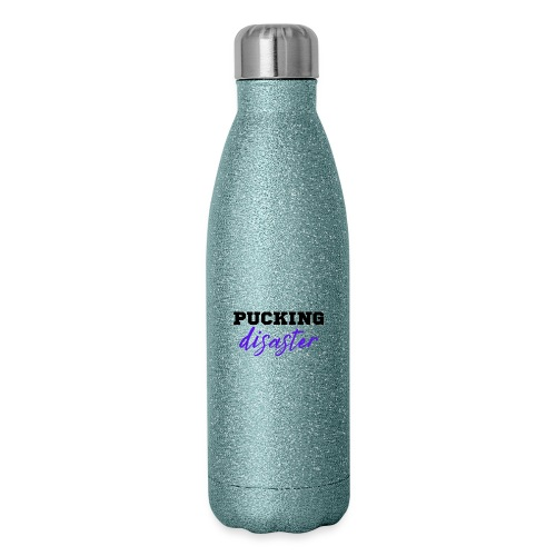 Pucking Disaster - Insulated Stainless Steel Water Bottle