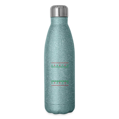 A-A-Ron Christmas - Insulated Stainless Steel Water Bottle