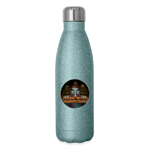 Troll House Games Logo - Insulated Stainless Steel Water Bottle