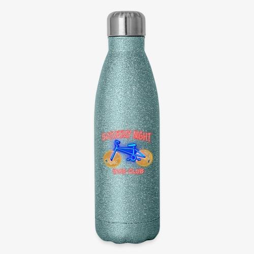 Saturday Night Bike Club - Insulated Stainless Steel Water Bottle