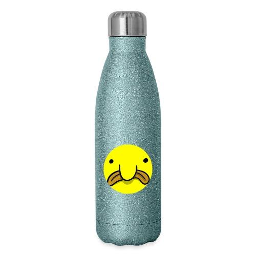 Moi Boiz Logo - Insulated Stainless Steel Water Bottle