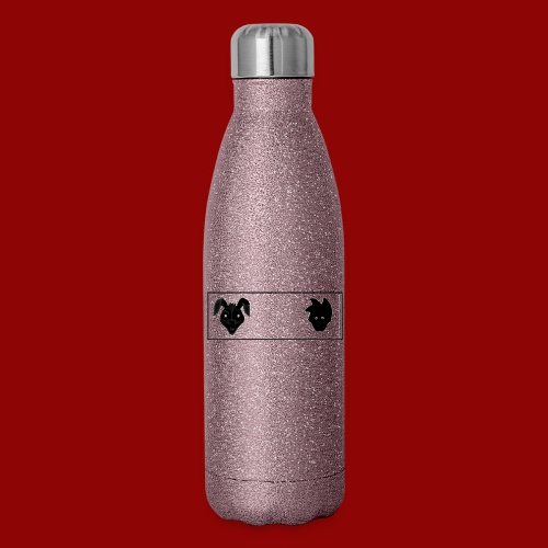 """Vanny and Chris """"Join Us"""" - Insulated Stainless Steel Water Bottle"""