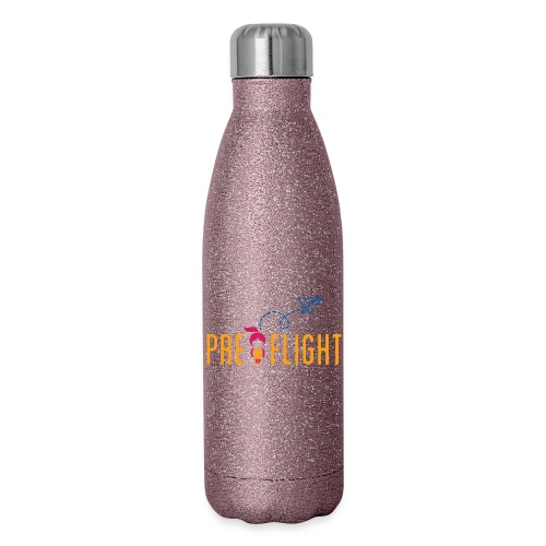 PreFlight Aviation Camp - Insulated Stainless Steel Water Bottle