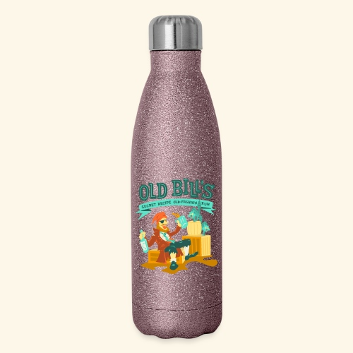 Old Bill's - Insulated Stainless Steel Water Bottle