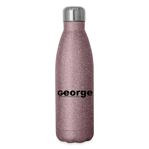 GEORGE NEWS ORIGINS - Insulated Stainless Steel Water Bottle