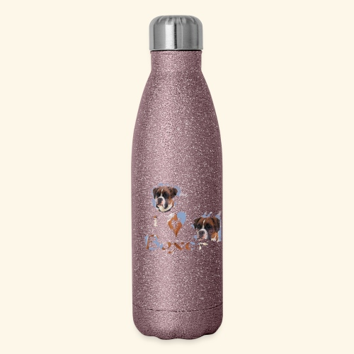 Boxer - Insulated Stainless Steel Water Bottle