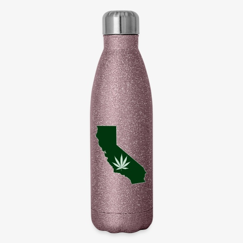 weed - Insulated Stainless Steel Water Bottle