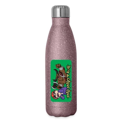 Mini Minotaur iPhone 5 - Insulated Stainless Steel Water Bottle