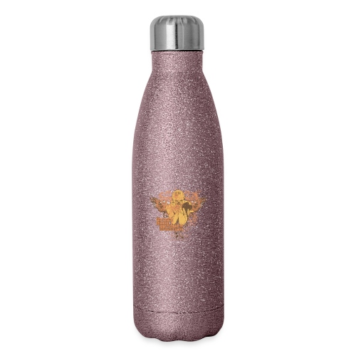 teetemplate54 - Insulated Stainless Steel Water Bottle