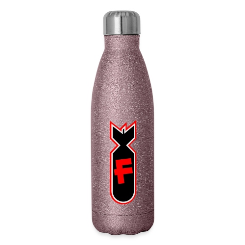 Character Crusade Fbomb - Insulated Stainless Steel Water Bottle