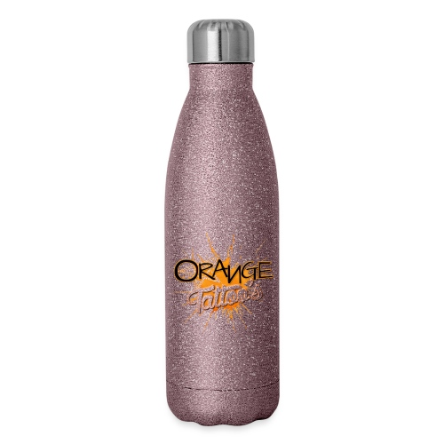 Orange Tattoo's - Insulated Stainless Steel Water Bottle