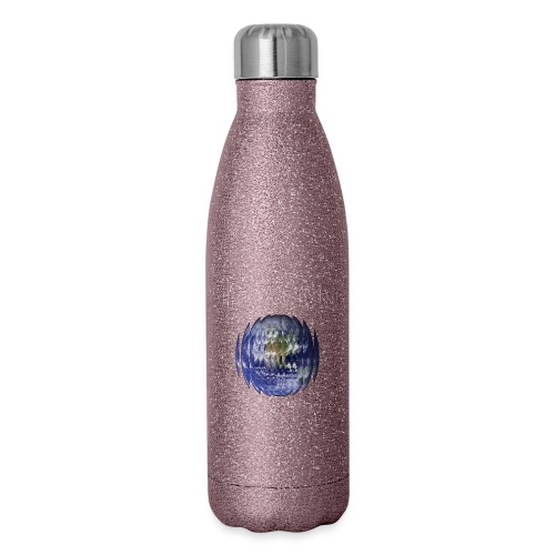 Peas on Earth! - Insulated Stainless Steel Water Bottle