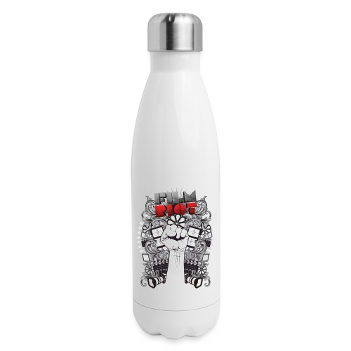 Film Riot - Insulated Stainless Steel Water Bottle