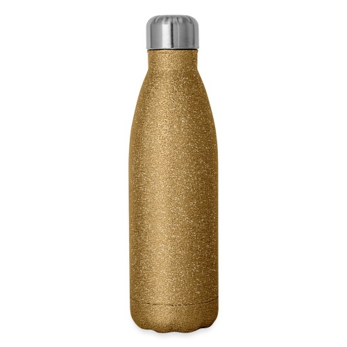 born and raised in Compton - Insulated Stainless Steel Water Bottle