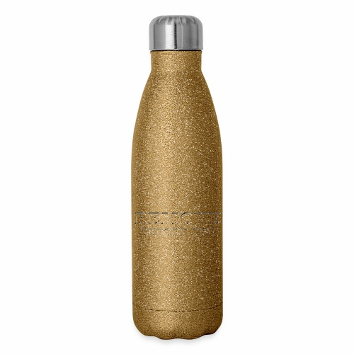 Remove Before Use for dark - Insulated Stainless Steel Water Bottle